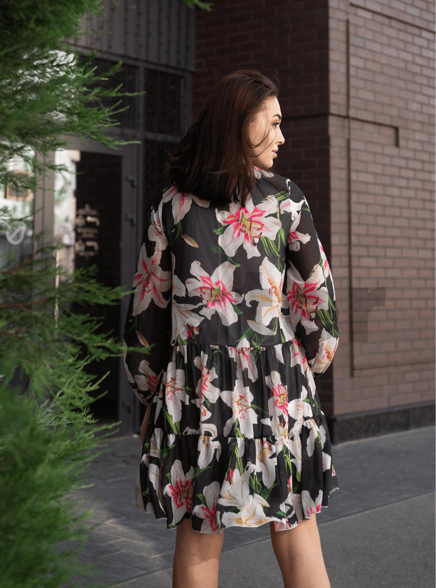 Платье Shifon short Лилия S (04-8987909): фото - Alster.ua