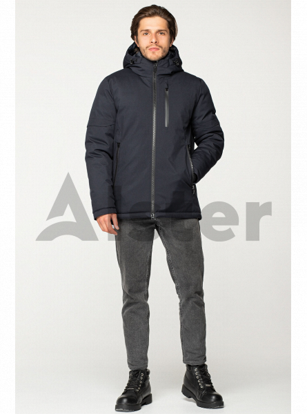 Куртка зимова чоловіча стильна