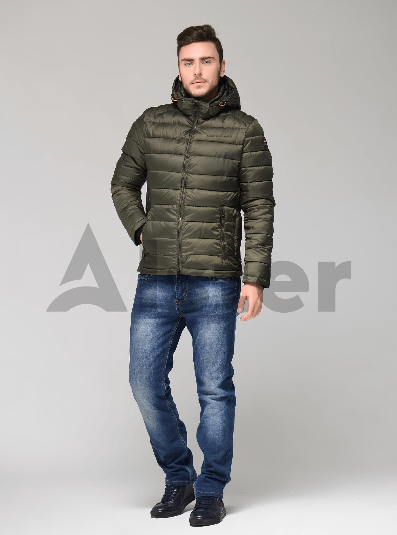 Мужская куртка Синий S (01-RR17014): фото - Alster.ua