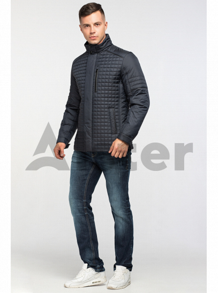 Куртка чоловіча демісезонна прямого крою