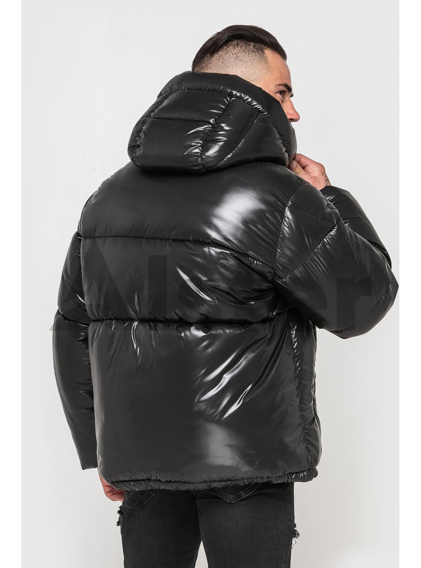 Куртка чоловіча зимова Т-362 Чорний 48 (02-MT21080): фото - Alster.ua
