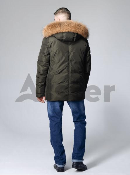 Зимова чоловіча куртка
