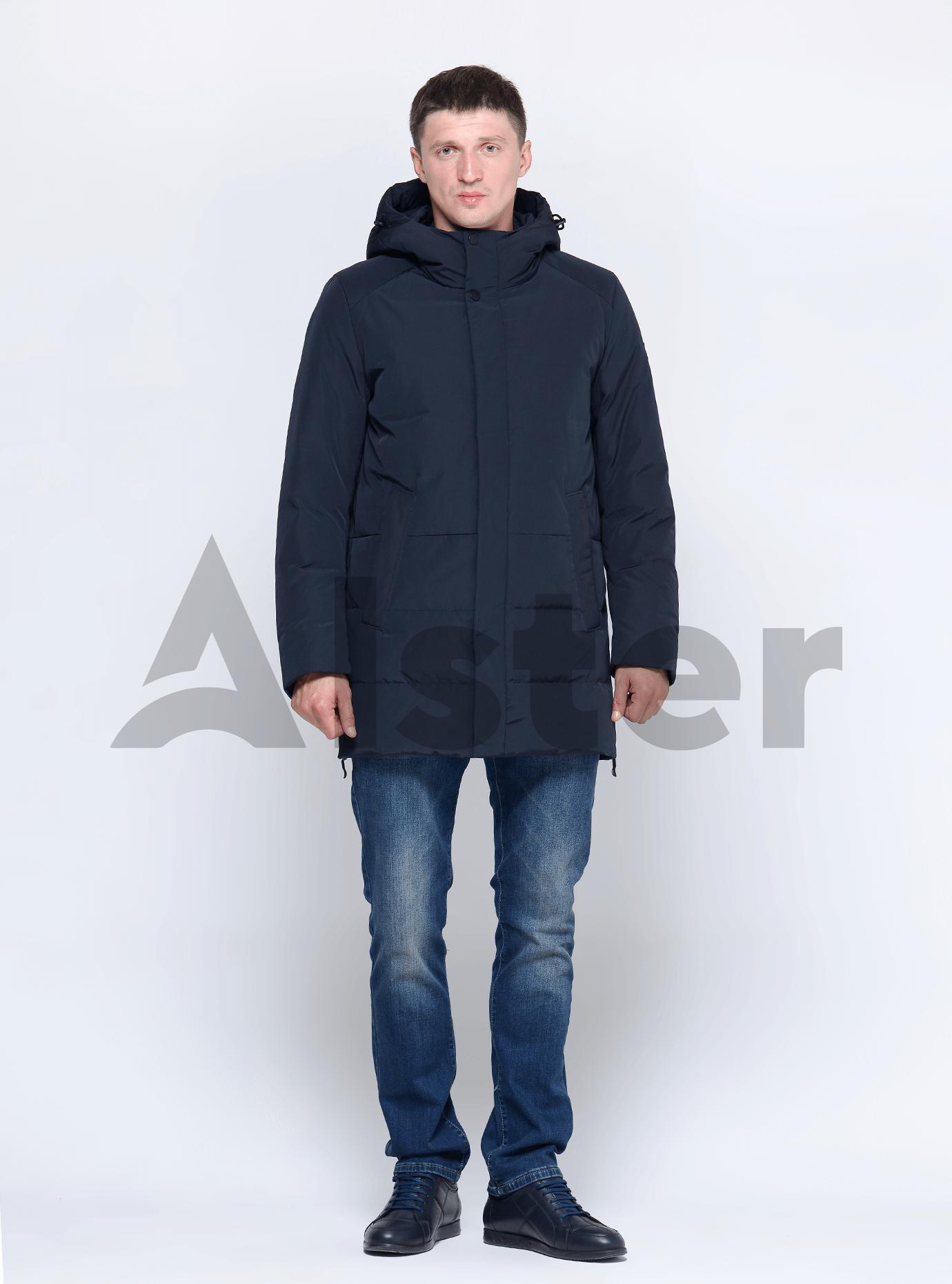 Зимняя мужская куртка Чёрный 46 (02-MC19230): фото - Alster.ua